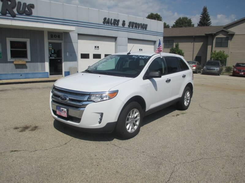 2014 Ford Edge for sale at Cars R Us Sales & Service llc in Fond Du Lac WI