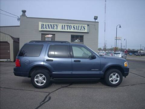 2005 Ford Explorer for sale at Ranney's Auto Sales in Eau Claire WI
