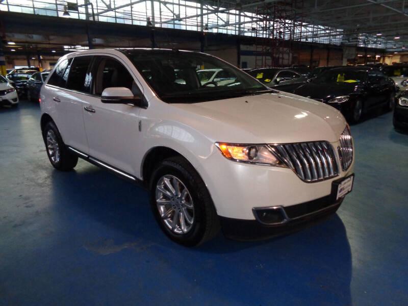 2013 Lincoln MKX for sale at VML Motors LLC in Teterboro NJ