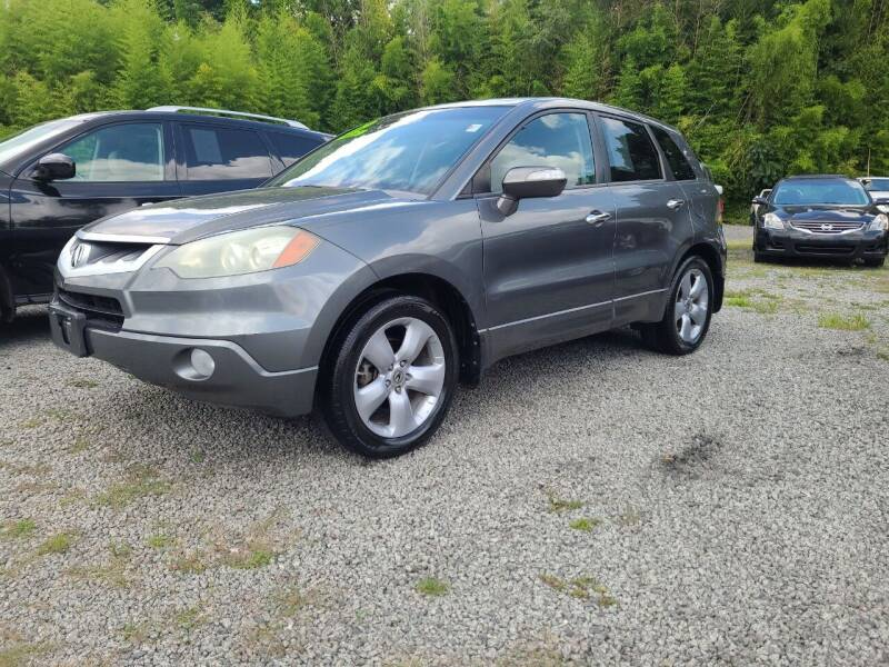 2009 Acura RDX for sale at TR MOTORS in Gastonia NC