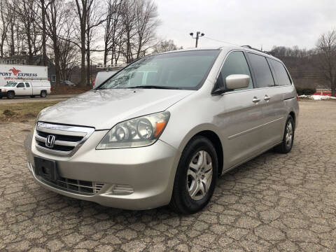 2007 Honda Odyssey for sale at Used Cars 4 You in Serving NY