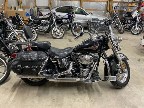 2000 Harley Davidson Heritage Softail for sale at CarSmart Auto Group in Orleans IN