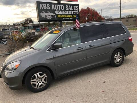 2007 Honda Odyssey for sale at KBS Auto Sales in Cincinnati OH
