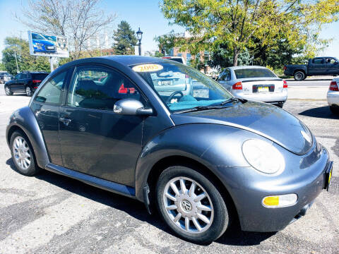 2005 Volkswagen New Beetle for sale at J & M PRECISION AUTOMOTIVE, INC in Fort Collins CO