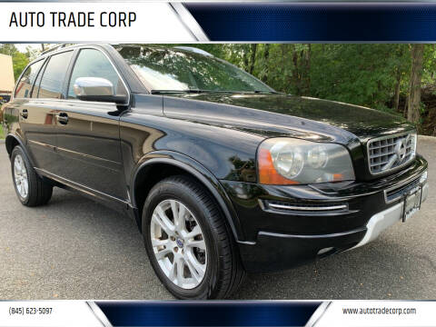 2014 Volvo XC90 for sale at AUTO TRADE CORP in Nanuet NY