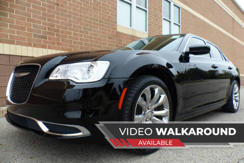 2017 Chrysler 300 for sale at Macomb Automotive Group in New Haven MI