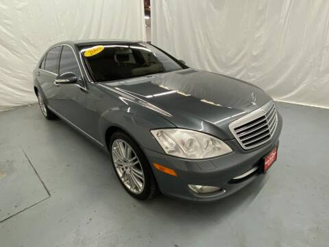 2008 Mercedes-Benz S-Class for sale at Auto Solutions in Warr Acres OK
