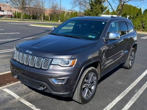 2017 Jeep Grand Cherokee for sale at Professionals Auto Sales in Philadelphia PA