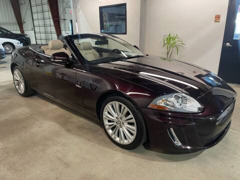 2011 Jaguar XK for sale at Motor City Auto Auction in Fraser MI