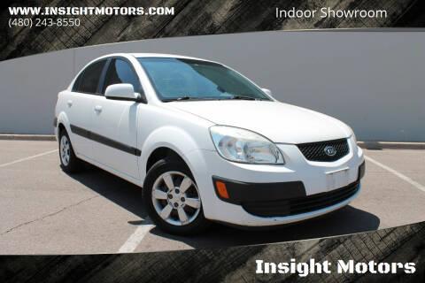 2006 Kia Rio for sale at Insight Motors in Tempe AZ