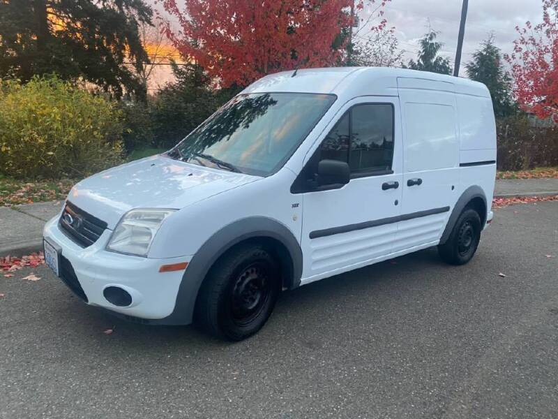 2010 Ford Transit Connect for sale at Washington Auto Loan House in Seattle WA