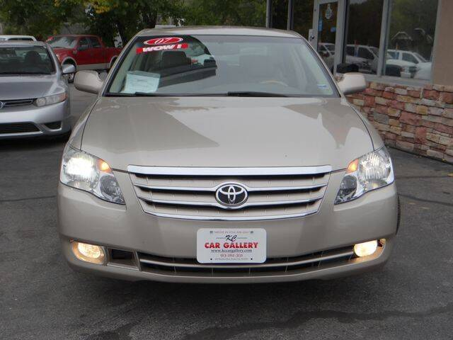 2007 Toyota Avalon for sale at KC Car Gallery in Kansas City KS