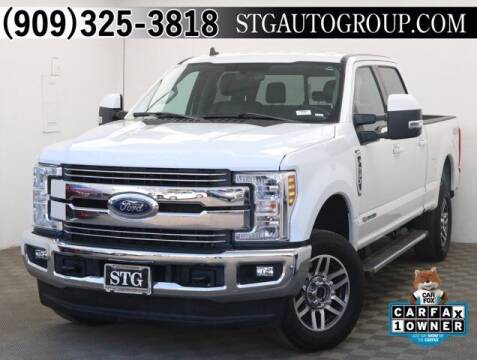2019 Ford F-250 Super Duty for sale at STG Auto Group in Montclair CA