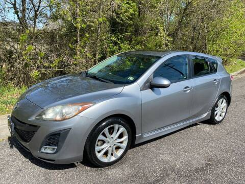 2011 Mazda MAZDA3 for sale at Coastal Auto Sports in Chesapeake VA