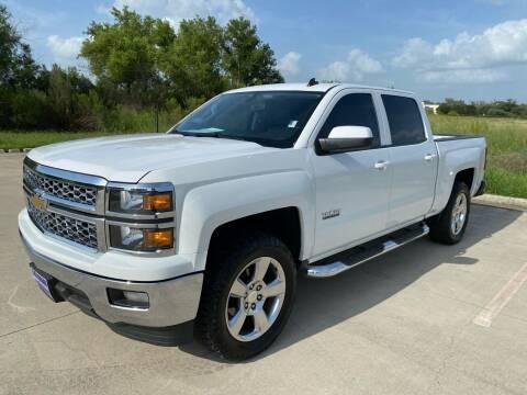 2014 Chevrolet Silverado 1500 for sale at GTC Motors in San Antonio TX