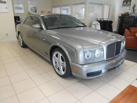 2009 Bentley Brooklands for sale at Bentley Zionsville in Zionsville IN