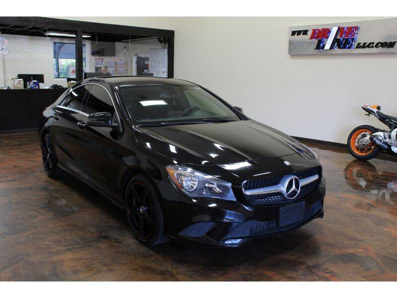 2016 Mercedes-Benz CLA for sale at Driveline LLC in Jacksonville FL