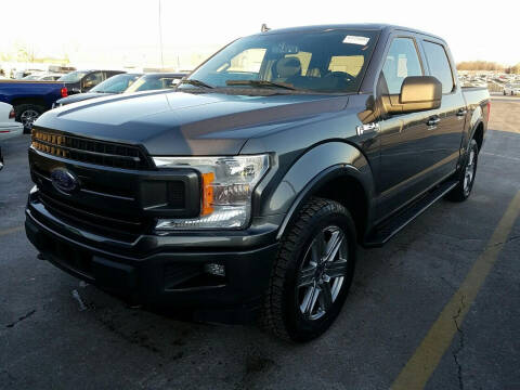 2018 Ford F-150 for sale at Walter Motor Company in Norton KS