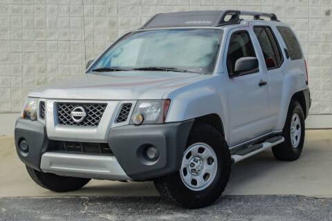 2014 Nissan Xterra for sale at Cannon Auto Sales in Newberry SC