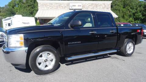 2013 Chevrolet Silverado 1500 for sale at Driven Pre-Owned in Lenoir NC