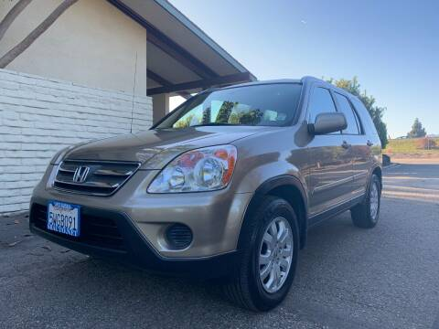 2006 Honda CR-V for sale at Santa Barbara Auto Connection in Goleta CA