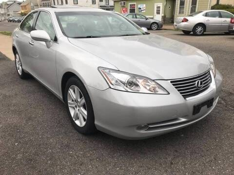 2008 Lexus ES 350 for sale at Best Choice USA in Swansea MA