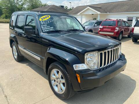 2009 Jeep Liberty for sale at CarNation Auto Group in Alliance OH