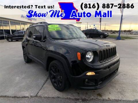 2017 Jeep Renegade for sale at Show Me Auto Mall in Harrisonville MO