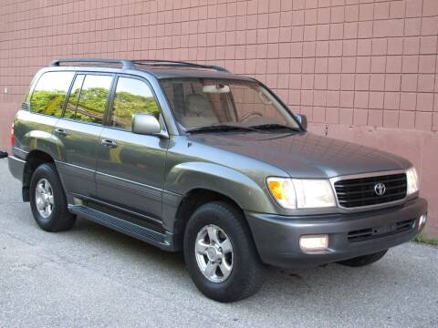 2001 Toyota Land Cruiser for sale at United Motors Group in Lawrence MA