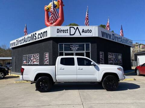 2020 Toyota Tacoma for sale at Direct Auto in D'Iberville MS