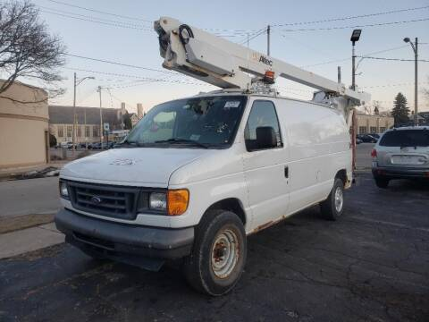 2007 Ford E-350 Boom Van for sale at Affordable Auto Sales of Kenosha in Kenosha WI