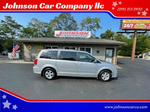 2011 Dodge Grand Caravan for sale at Johnson Car Company llc in Crown Point IN