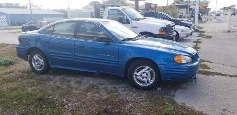 2000 Pontiac Grand Am for sale at GOOD NEWS AUTO SALES in Fargo ND