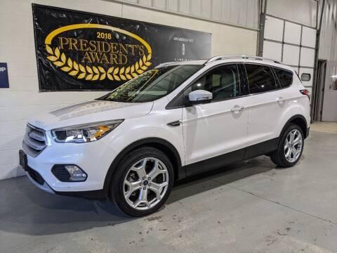 2018 Ford Escape for sale at LIDTKE MOTORS in Beaver Dam WI