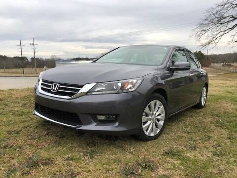 2015 Honda Accord for sale at Automotive Experts Sales in Statham GA