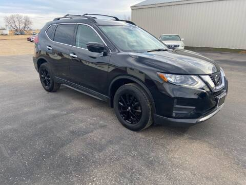 2017 Nissan Rogue for sale at Hill Motors in Ortonville MN