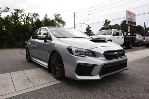 2018 Subaru WRX for sale at Grant Car Concepts in Orlando FL