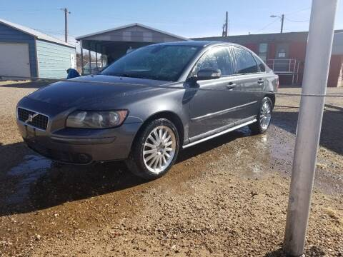 2007 Volvo S40 for sale at QUALITY MOTOR COMPANY in Portales NM