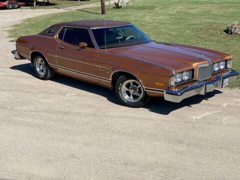 1974 Mercury Cougar for sale at Classic Car Deals in Cadillac MI