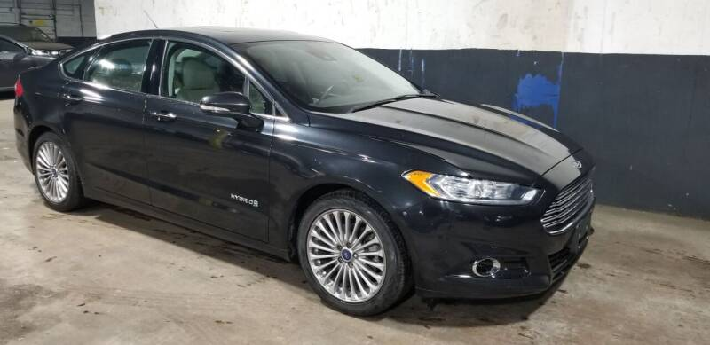 2014 Ford Fusion Hybrid for sale in Harrisburg, PA