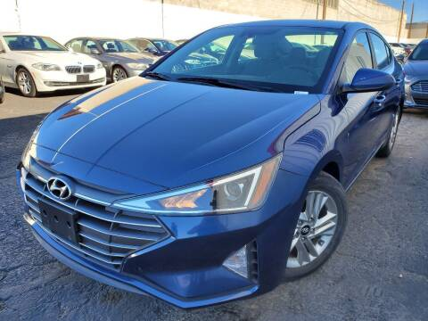 2020 Hyundai Elantra for sale at Auto Center Of Las Vegas in Las Vegas NV