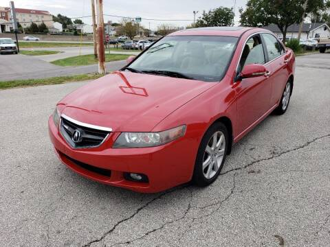 2004 Acura TSX for sale at Auto Hub in Grandview MO