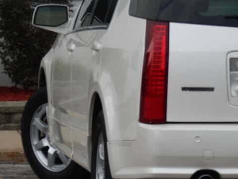 2008 Cadillac SRX for sale at Moto Zone Inc in Melrose Park IL