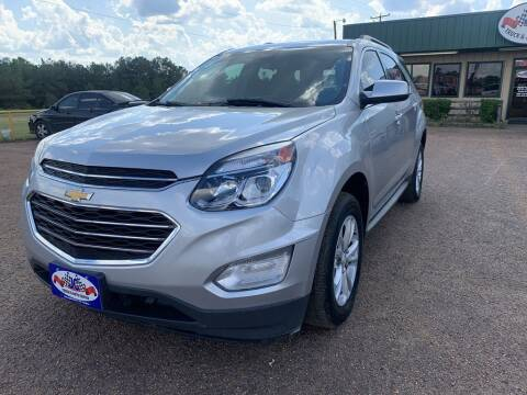 2017 Chevrolet Equinox for sale at JC Truck and Auto Center in Nacogdoches TX