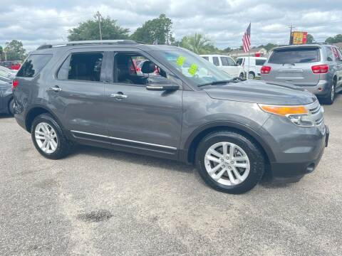 2015 Ford Explorer for sale at Rodgers Enterprises in North Charleston SC