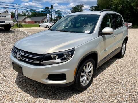 2015 Volkswagen Tiguan for sale at Southeast Auto Inc in Baton Rouge LA