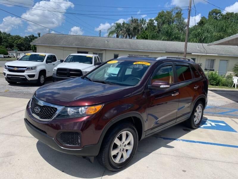 2013 Kia Sorento for sale at Galaxy Auto Service, Inc. in Orlando FL