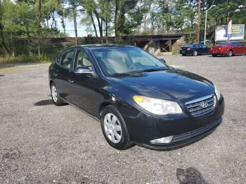 2008 Hyundai Elantra for sale at Johnsons Car Sales in Richmond IN