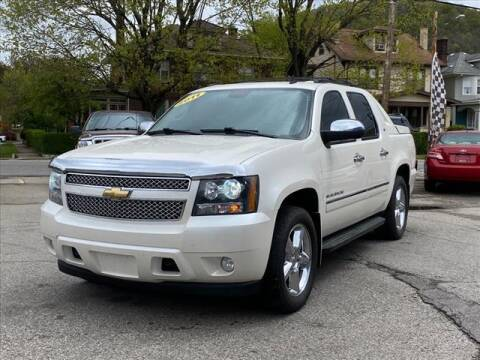 2011 Chevrolet Avalanche for sale at Advantage Auto Sales in Wheeling WV