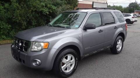 2008 Ford Escape for sale at Jan Auto Sales LLC in Parsippany NJ